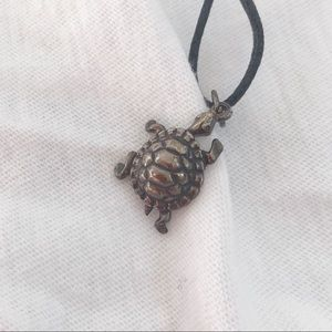 Jewelry - Turtle Necklace